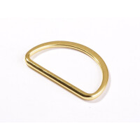 D Ring 40 mm, gold