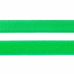 Klettverschluss 25mm, apfelgrün
