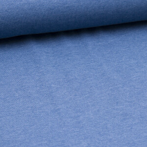 LPC Jersey uni, blau meliert