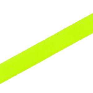 Satinband 9 mm, neongelb