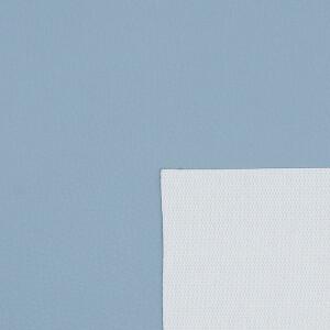 Kunstleder 50x70 cm, eisblau
