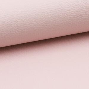 Kunstleder 50x70 cm, babyrosa