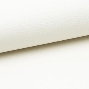 Kunstleder 50x70 cm, weiß