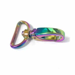 Taschenkarabiner 25 mm, rainbow