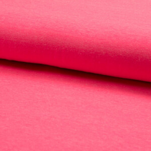 Jersey neon soft touch, neon pink