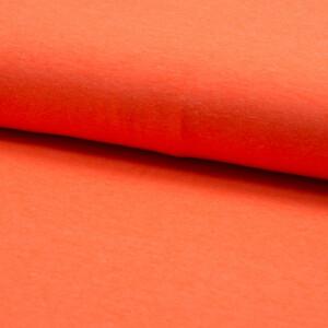 Jersey neon soft touch, neon orange