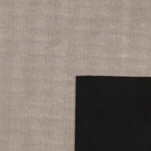 Kunstleder Tess, taupe 50 x 70 cm