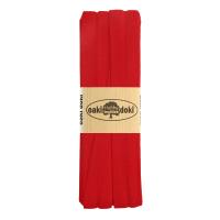 Jersey Schrägband 3 Meter, rot