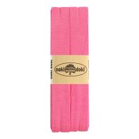 Jersey Schrägband 3 Meter, pink