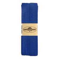 Jersey Schrägband 3 Meter, royalblau