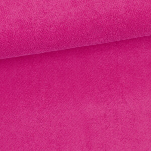 Stretch Frottee, pink