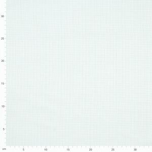 Baumwolle Vichy Karo 2mm, hellgrün/weiß