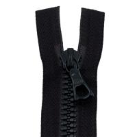 riri Reißverschluss Decor 6mm schwarz, 45 cm