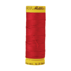 Silk-Finish Cotton 28, 80 m 0504 Country Red