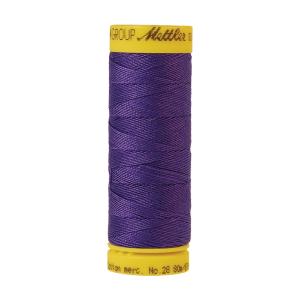 Silk-Finish Cotton 28, 80 m 0030 Iris Blue