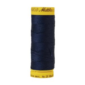 Silk-Finish Cotton 28, 80 m 0825 Navy