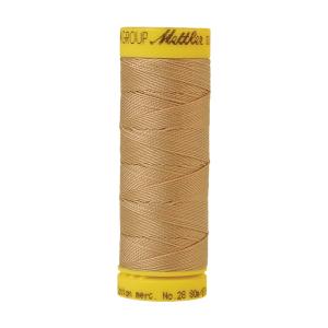Silk-Finish Cotton 28, 80 m 0260 Oat Straw