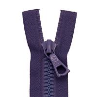 riri Reißverschluss Decor 6mm dunkelblau, 45 cm