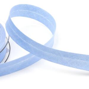 Schrägband Baumwolle 20mm, hellblau