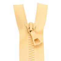 riri Reißverschluss Decor 6mm vanille, 50 cm