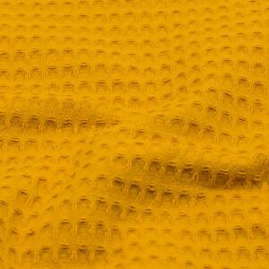 Waffelpique, ocker