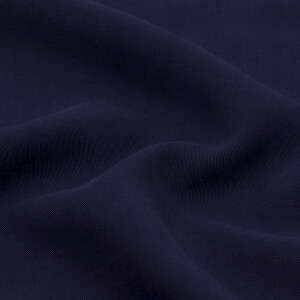 Lyocell uni, navy
