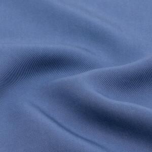 Lyocell uni, jeansblau