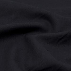 Baumwolle Heide, schwarz