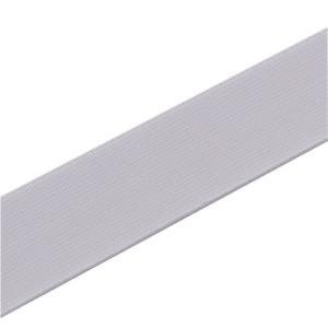 Einziehgummiband 30 mm, weiß