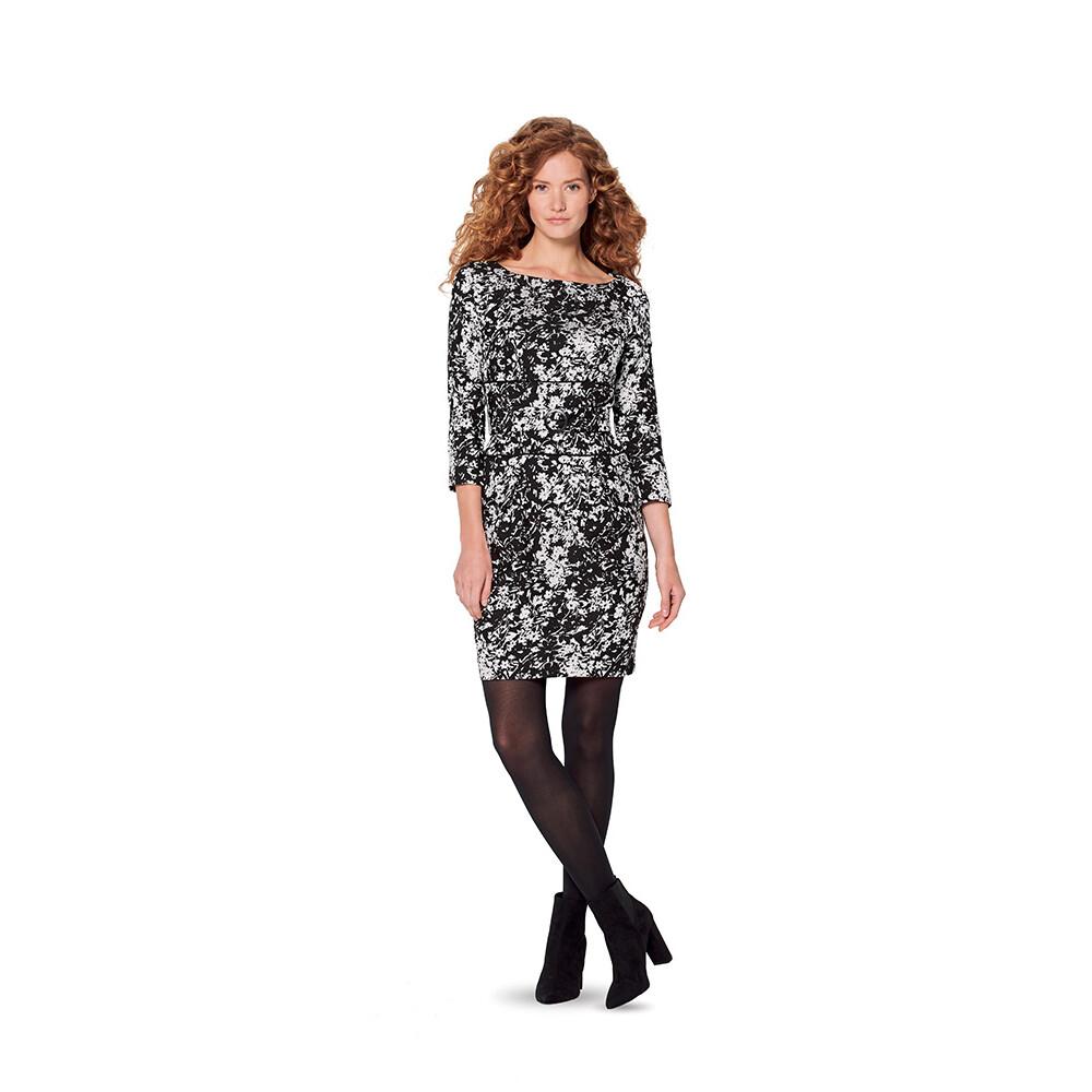 Kleid – figurbetonte Schnittführung H/W 18 #18