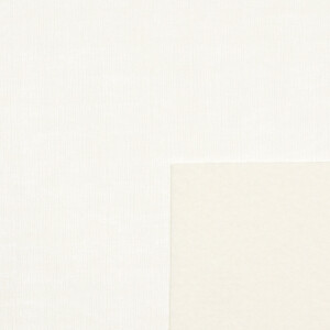 Kunstleder Tess, weiß 50 x 70 cm