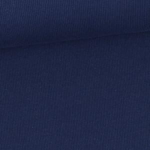 LPC Bündchen gerippt, dunkelblau