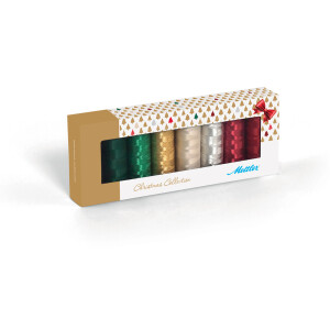 Poly Sheen/Metallic Christmas 8er Kit