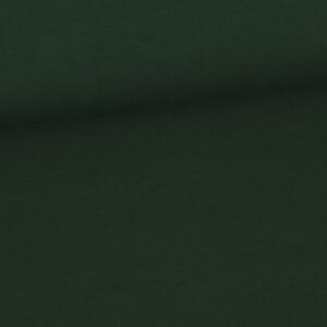Kuschelsweat, dunkelgrün