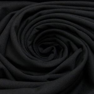 Jersey Viskose, schwarz