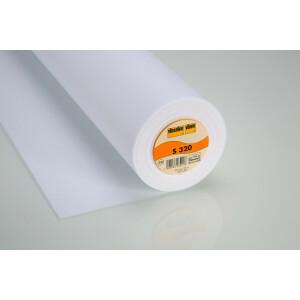 Schabrakeneinlage S320, 90cm weiß