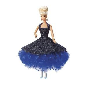Puppenkleider - Abendkleider #7336