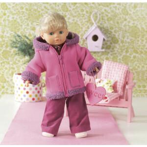 Puppenkleider #7753