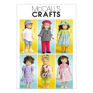 McCalls 6137 Gr. Alle Größen