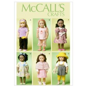 McCalls 6526 Gr. Alle Größen