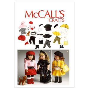 McCalls 6669 Gr. Alle Größen