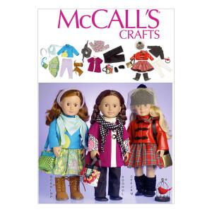 McCalls 7006 Gr. Alle Größen