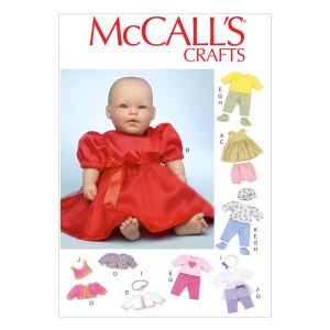 McCalls 7066 Gr. Alle Größen