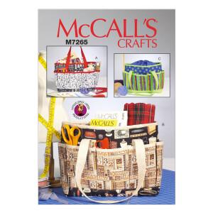 Beutel und Tasche, McCalls 7265 Gr. Alle Größen