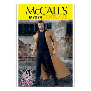 Kostüm, McCalls 7374