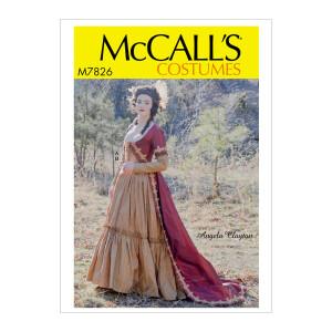 Kostüm, McCalls 7826