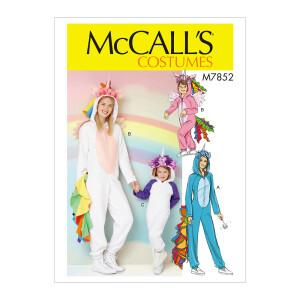 Einhorn Kostüm für Kinder und Erwachsene,...
