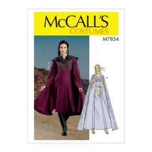 Damen Kostüm, McCalls 7854