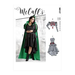 Halloween Damen Kostüm, McCalls 8127