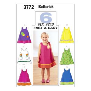 Kleid, Butterick 3772